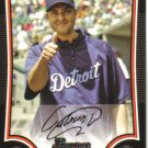2009 Bowman  #59 Armando Galarraga   Tigers
