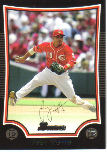 2009 Bowman  #62 Joey Votto   Reds