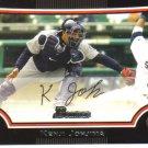 2009 Bowman  #73 Kenji Johjima   Mariners