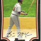 2009 Bowman  #76 Brian McCann   Braves