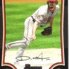 2009 Bowman  #82 Dan Haren   Diamondbacks