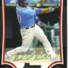 2009 Bowman  #94 Mike Aviles   Royals