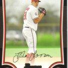 2009 Bowman  #105 John Lannan   Nationals