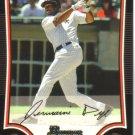 2009 Bowman  #108 Jermaine Dye   White Sox