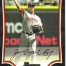 2009 Bowman  #115 Jason Bay   Red Sox
