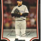 2009 Bowman  #116 Aaron Cook   Rockies