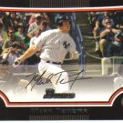 2009 Bowman  #117 Mark Teixeira   Yankees