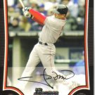 2009 Bowman  #140 J.D. Drew   Red Sox