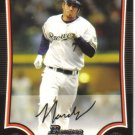 2009 Bowman  #144 J.J. Hardy   Brewers