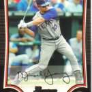 2009 Bowman  #162 Michael Young   Rangers