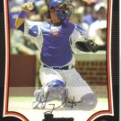 2009 Bowman  #164 Geovany Soto   Cubs