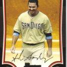 2009 Bowman  #177 Adrian Gonzalez   Padres