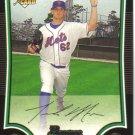 2009 Bowman  #210 Jonathan Niese  RC  Mets