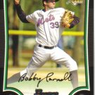 2009 Bowman  #211 Bobby Parnell  RC  Mets