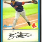 2009 Bowman Prospects  #5 Michael Almanzar   Red Sox