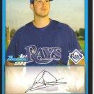 2009 Bowman Prospects  #11 Jesse Darcy   Rays
