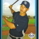 2009 Bowman Prospects  #21 Kyeong Kang   Rays