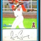 2009 Bowman Prospects  #22 Luis Jimenez   Angels