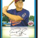 2009 Bowman Prospects  #35 Evan Bigley   Twins