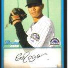 2009 Bowman Prospects  #46 Esmil Rogers   Rockies