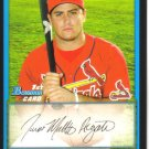 2009 Bowman Prospects  #68 Matt Rigoli   Cardinals