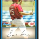 2009 Bowman Prospects  #77 Sean Conner   Reds
