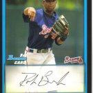 2009 Bowman Prospects  #82 Robert Brooks   Braves