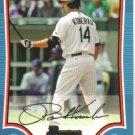 2009 Bowman Blue  #127 Paul Konerko   White Sox  /500