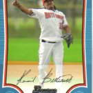 2009 Bowman Blue  #128 Ronnie Belliard   Nationals  /500
