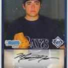 2009 Bowman Prospects Chrome  #7 Matthew Moore   Rays