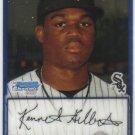 2009 Bowman Prospects Chrome  #12 Kenneth Gilbert   White Sox