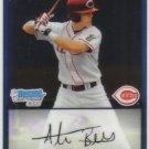 2009 Bowman Prospects Chrome  #30 Alex Buchholz   Reds