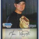 2009 Bowman Prospects Chrome  #42 Marc Rzepczynski   Blue Jays