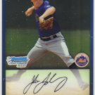 2009 Bowman Prospects Chrome  #65 Jacob Goldberg   Mets