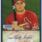2009 Bowman Prospects Chrome  #68 Matt Rigoli   Cardinals