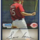 2009 Bowman Prospects Chrome  #77 Sean Conner   Reds