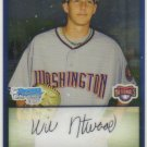 2009 Bowman Prospects Chrome  #79 Will Atwood   Nationals
