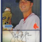 2009 Bowman Prospects Chrome  #83 Seth Garrison   Red Sox