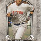 2008 Upper Deck Piece of History  #16 Dustin Pedroia   Red Sox