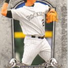 2008 Upper Deck Piece of History  #30 Troy Tulowitzki   Rockies