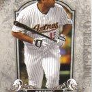 2008 Upper Deck Piece of History  #42 Carlos Lee   Astros