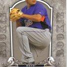 2008 Upper Deck Piece of History  #128 Carlos Muniz  RC  Mets