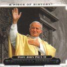 2008 Upper Deck Piece of History  #184 Pope John Paul II   Historical Moments