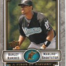 2009 Upper Deck Piece of History  #36 Hanley Ramirez   Marlins