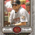 2009 Upper Deck Piece of History  #38 Lance Berkman   Astros