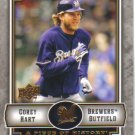 2009 Upper Deck Piece of History  #52 Corey Hart   Brewers