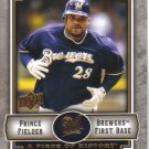 2009 Upper Deck Piece of History  #53 Prince Fielder   Brewers