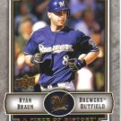 2009 Upper Deck Piece of History  #54 Ryan Braun   Brewers