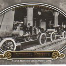 2009 Upper Deck Piece of History  #169 First Moving Assembly Line    Historical Moments