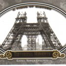 2009 Upper Deck Piece of History  #179 Eiffel Tower Erected   Historical Moments